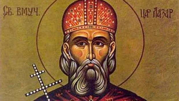 Святой великомученик Царь Лазар