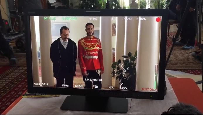 Новый фильм Милоша Биковича -