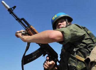 Русские миротворцы