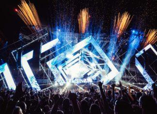Фестиваль Exit в Сербии