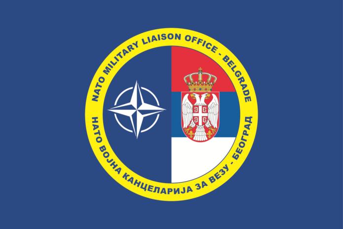 НАТО представительство в Сербии