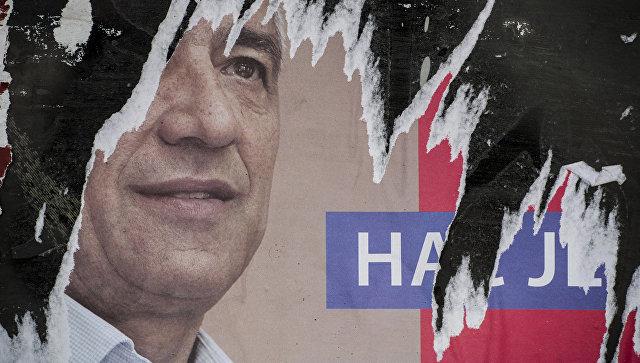 Инцидент в Косове