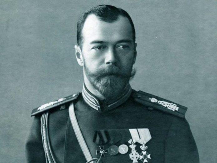 Российский император Николай II (Николай Александрович Романов)