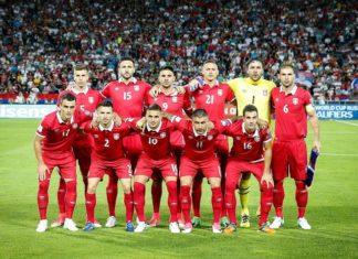 Сборная Сербии на ЧМ 2018 в России