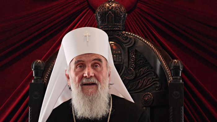 Архиепископ Печский, Митрополит Белградско-Карловацкий, Патриарх Сербский Ириней