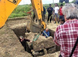 В Сербии найден римский саркофаг