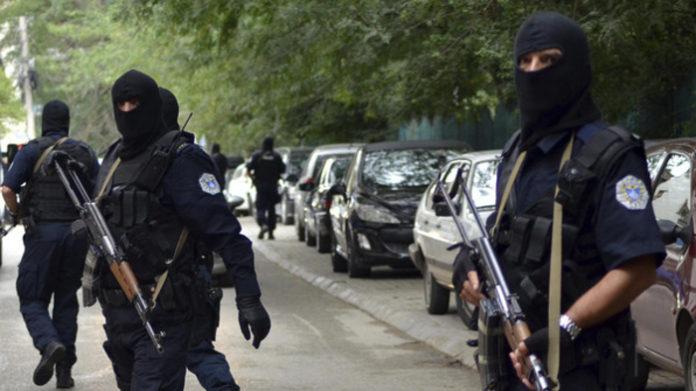 Косовская полиция