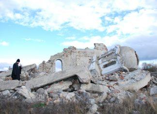 Обследование последствиях бомбардировок Сербии