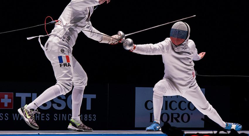 Чемпионат Европы по фехтованию - Сербия