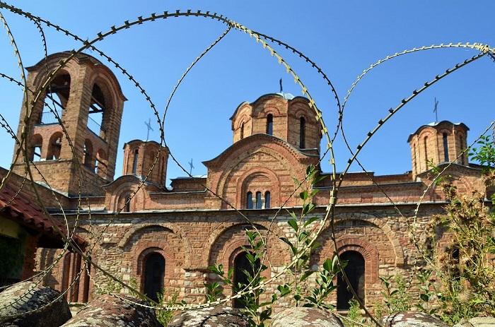 Богородица Левишка - Косово