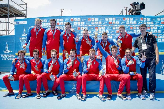 Сборная Сербии в пятый раз в своей истории взяла золото чемпионата Европы