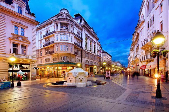 Улица Кнез Михайлова