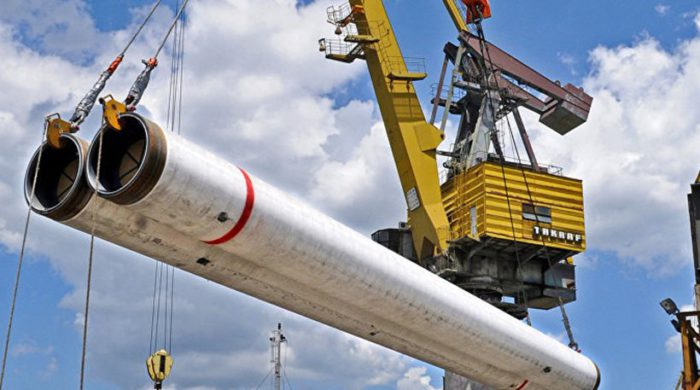 Газпром довел Турецкий поток до границы Турции