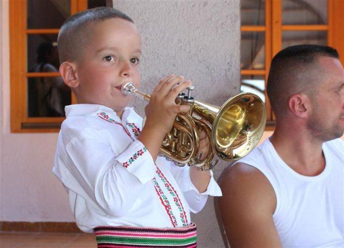 Фестиваль в Гуче в Сербии