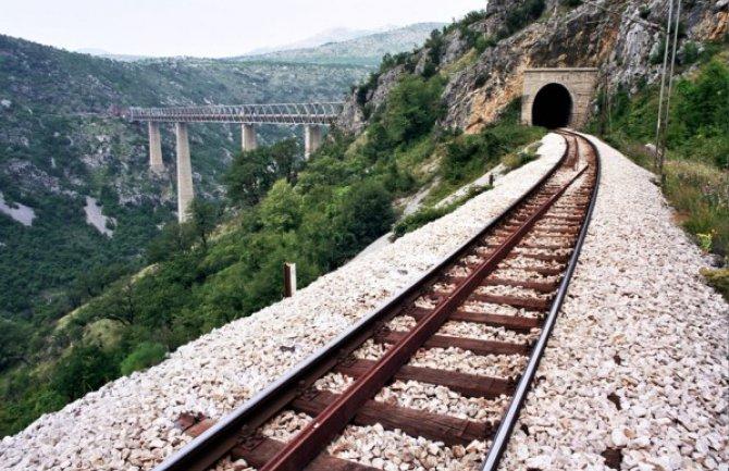 Железнодорожная линия Белград - Бар