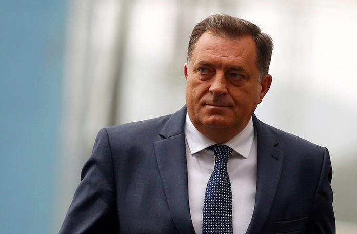 Президент Республики Сербской Милорад Додик