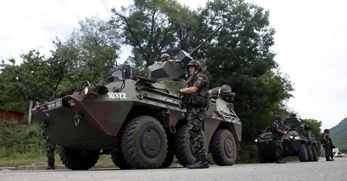 Подразделения KFOR перебросили силы на север Косово
