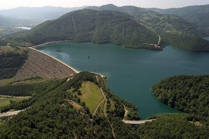 ГЭС Газиводе - Сербия