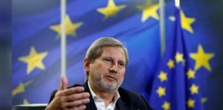 Комиссар ЕС Йоханнес Ханн