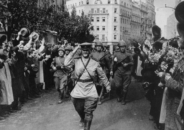 Освобождение Югославии. Белградская операция