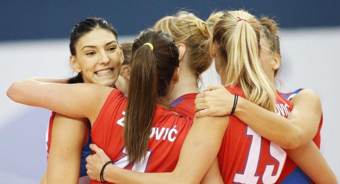 Сборная Сербии - чемпион мира по волейболу