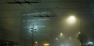 Воздух в Белграде