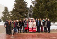 Сербские гимназисты в русском Белгороде
