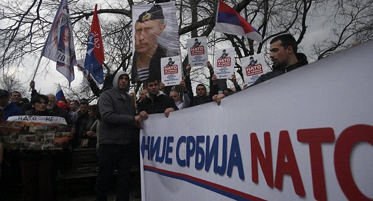 против НАТО