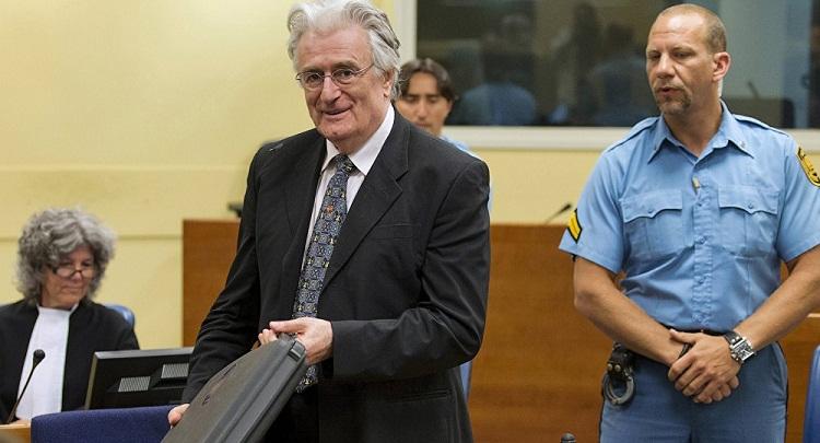 Суд в Гааге вынес пожизненный приговор Караджичу
