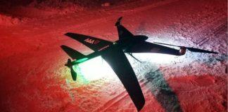 Беспилотник Triade российской компаний ADA Aerospace