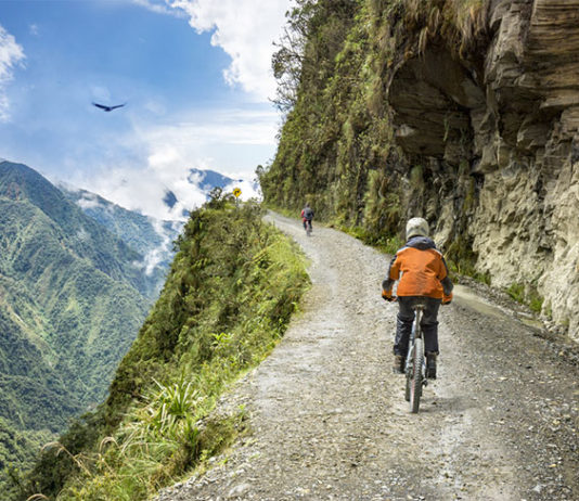 Велодорожка на Балканах