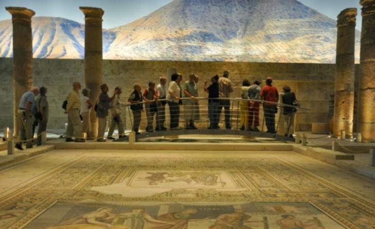 Музей Зевгма под открытым небом