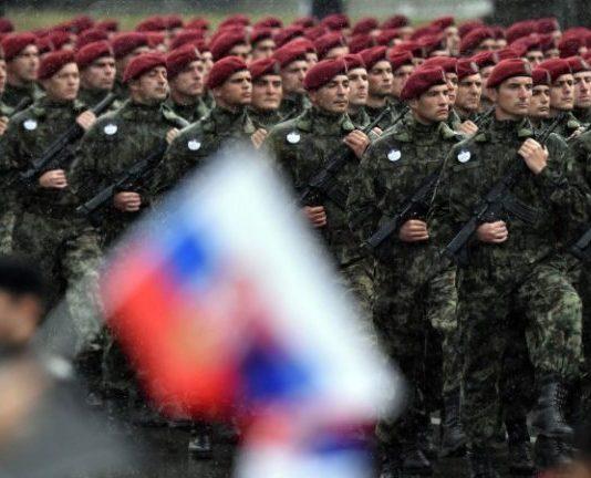 Армия Сербии приведена в полную боеготовность из-за Косово