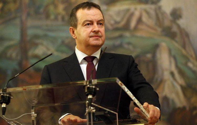 Первый вице-премьер и глава МИД Ивица Дачич