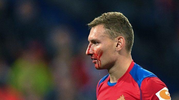 Матч между командами ЦСКА и «Сочи»