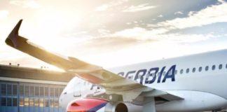 Помощь правительства - Air Serbia