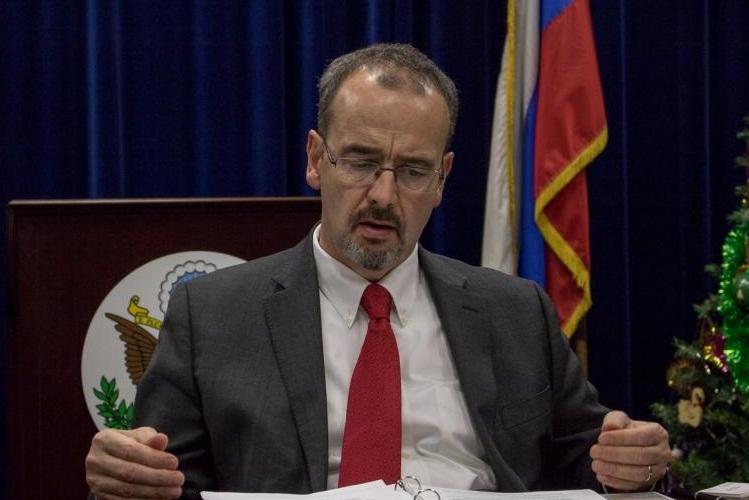 Энтони Годфри - посол США в Сербии