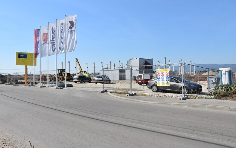 Компания Feka строит завод в Сербии
