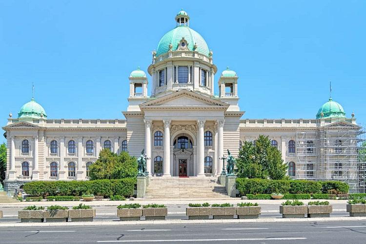 Народная Скупщина Сербии, Белград