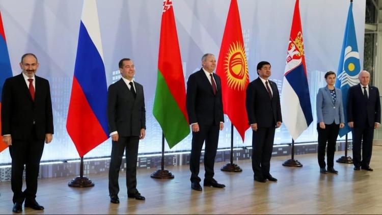 Премьер-министр Сербии в пятницу подписала соглашение о свободной торговле между Белградом и экономическим блоком