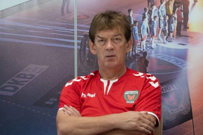 Велимир Петкович, главный тренер сборной России по гандболу
