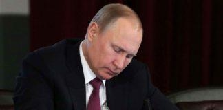 Владимир Владимирович Путин подписал закон о об упрощенном получении гражданства РФ