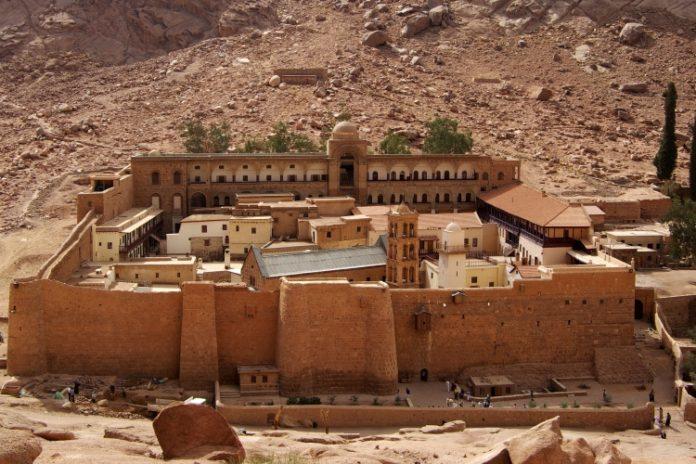 Монастырь Святой Великомученицы Екатерины на Синае