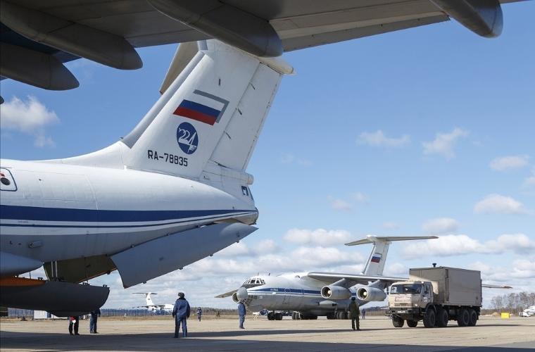 Помощь Сербии из России