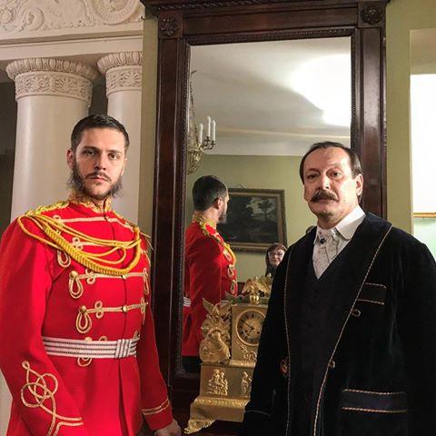 Милош Бикович - Звезда и смерть Графа Вронского