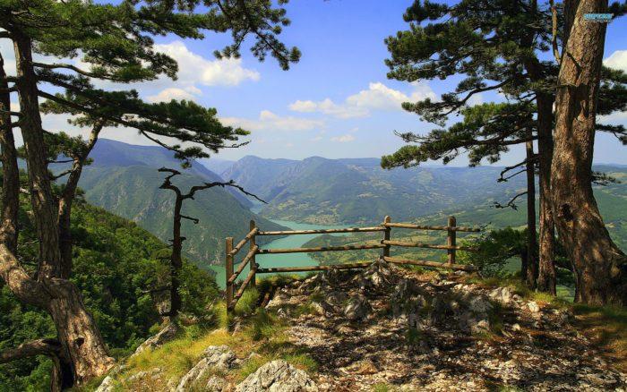 Обзорная площадка гора Тара